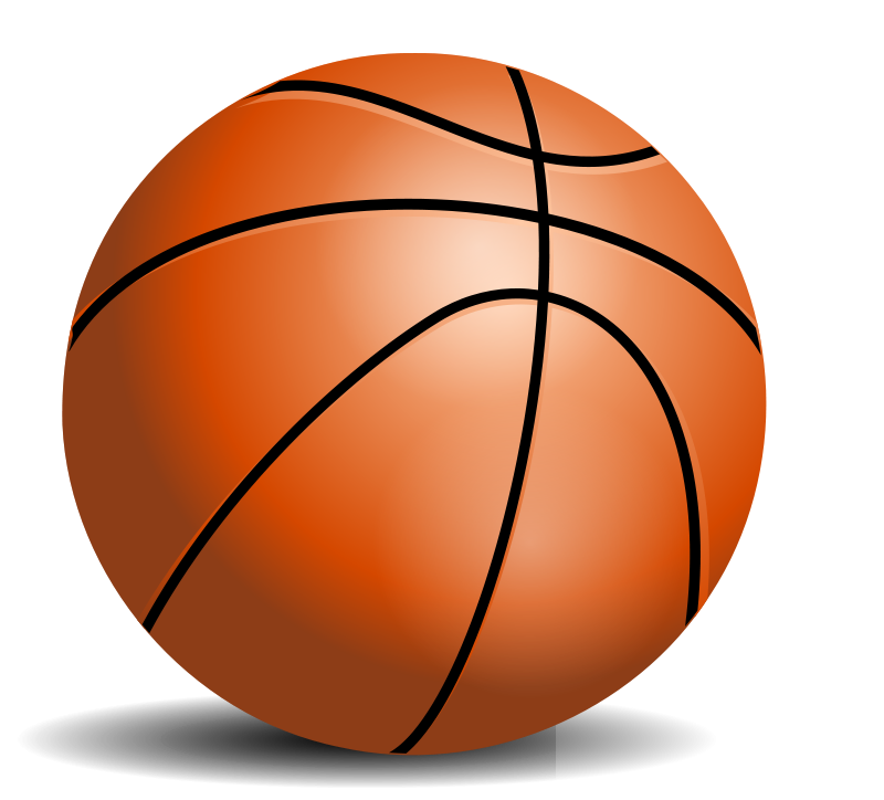 Clipart Basketball-clipart basketball-16