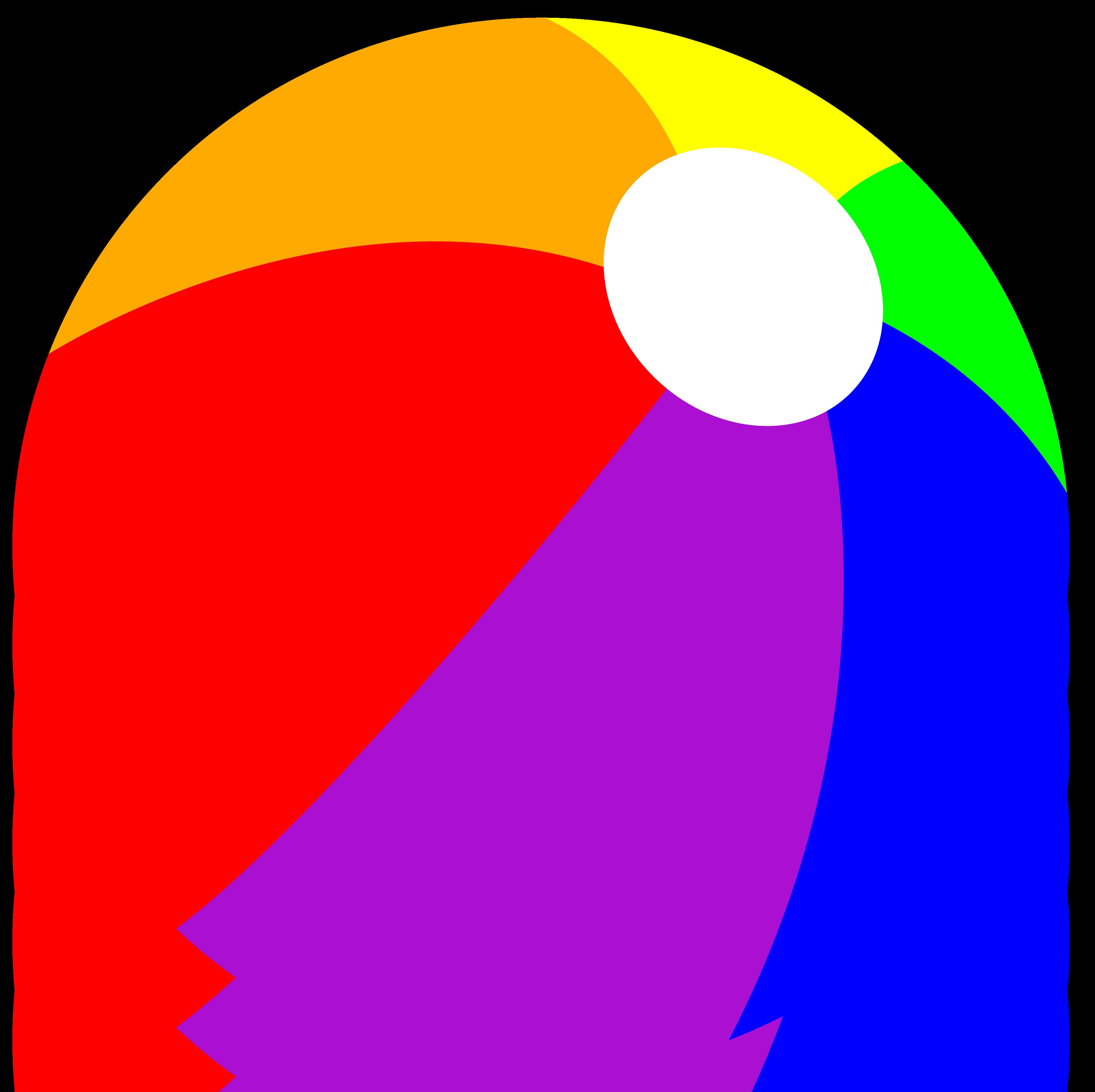 Clipart beach ball-Clipart beach ball-1