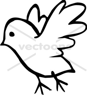 Clipart Bird Black And White Clipart Panda Free Clipart Images