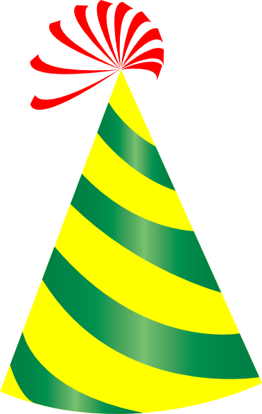 Clipart birthday hat tumundografico 2