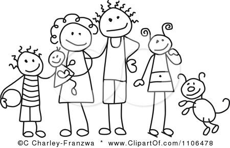 Clipart Black And White Stick .-Clipart Black And White Stick .-13