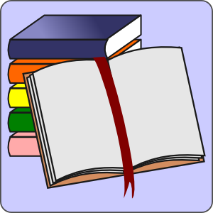 ... Clipart book borders free ...