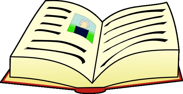 Clipart book - ClipartFox - Book Clipart
