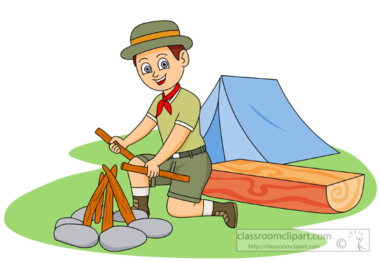 Clipart boy scouts free clipartall 2