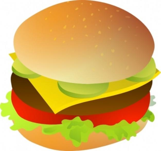 Clipart Burger-Clipart Burger-11