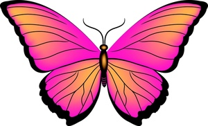 clipart butterfly-clipart butterfly-5