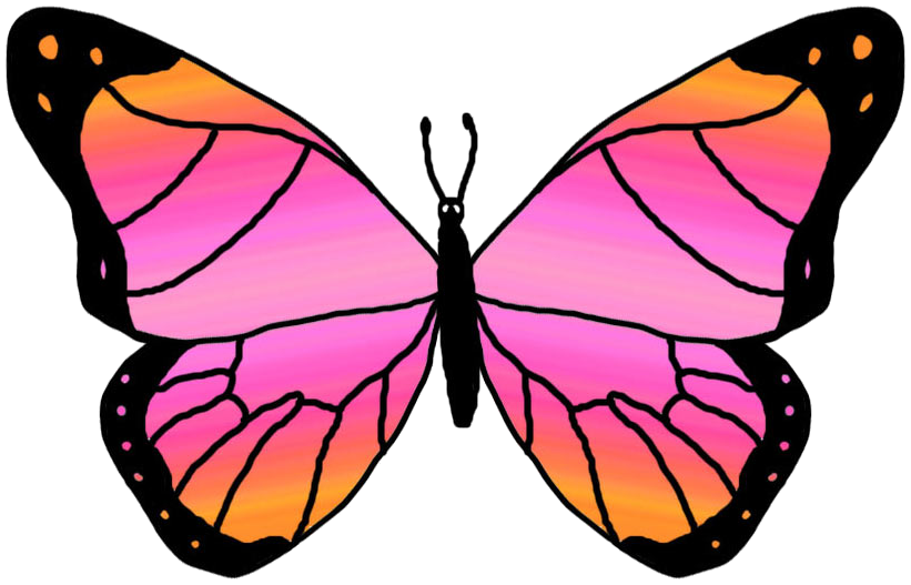 Clipart Butterfly-clipart butterfly-9
