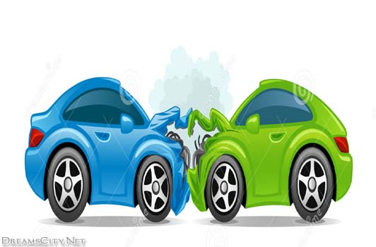 Clipart Car Accident Clipart