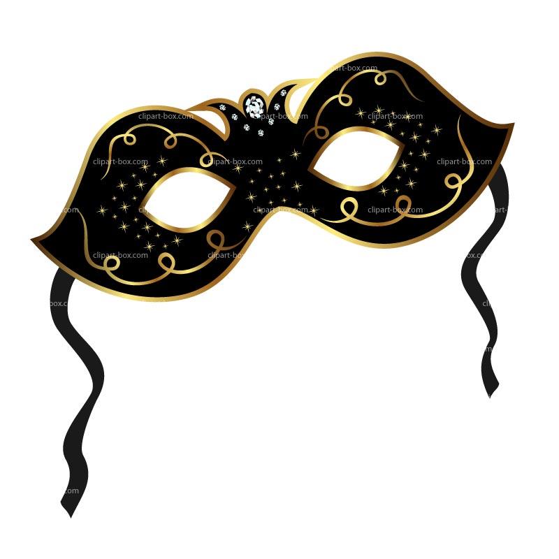 Clipart Carnival Mask Royalty Free Vecto-Clipart Carnival Mask Royalty Free Vector Design-0