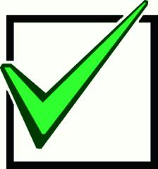 Clipart Check Mark-clipart check mark-7