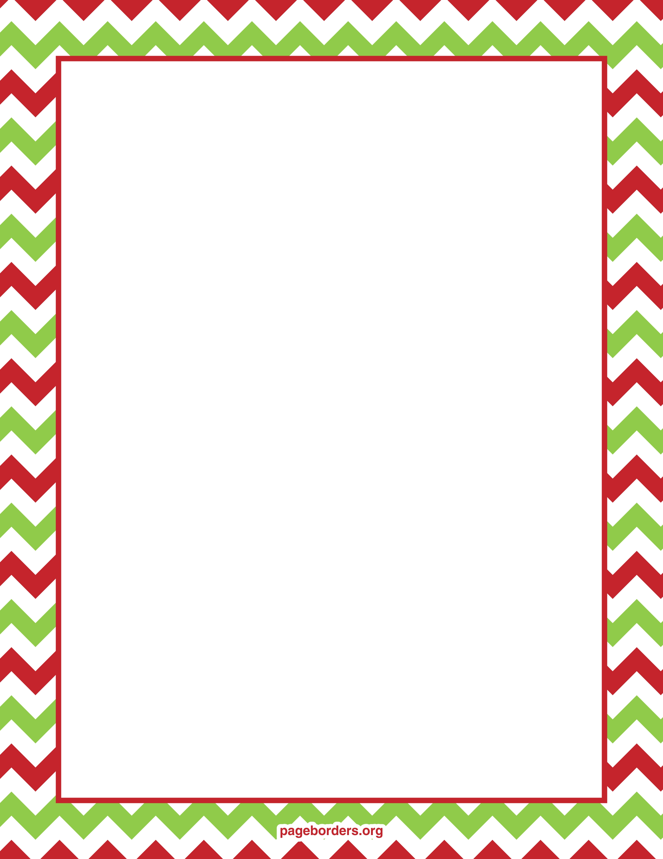 Christmas Borders Clipart.44 Free Christmas Borders Clipart Clipartlook