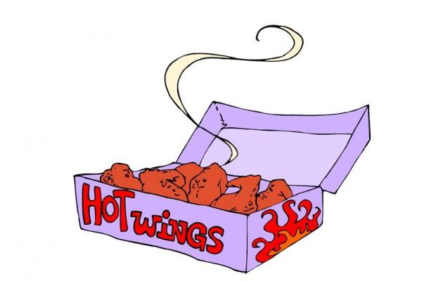 Clipart Chicken Wing Chicken Wings-Clipart Chicken Wing Chicken Wings-14