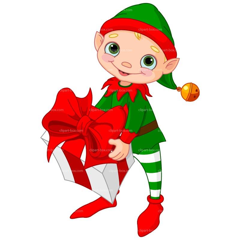Clipart Christmas Elf-Clipart Christmas Elf-3