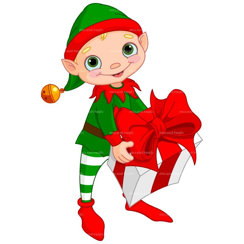 Clipart Christmas Elf Royalty Free Vector Design Quotes And