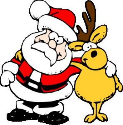Clipart Christmas Santa | Clipart library - Free Clipart Images