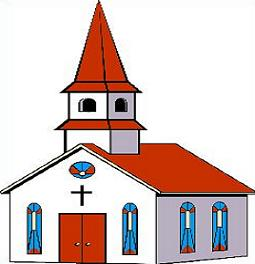 clipart church
