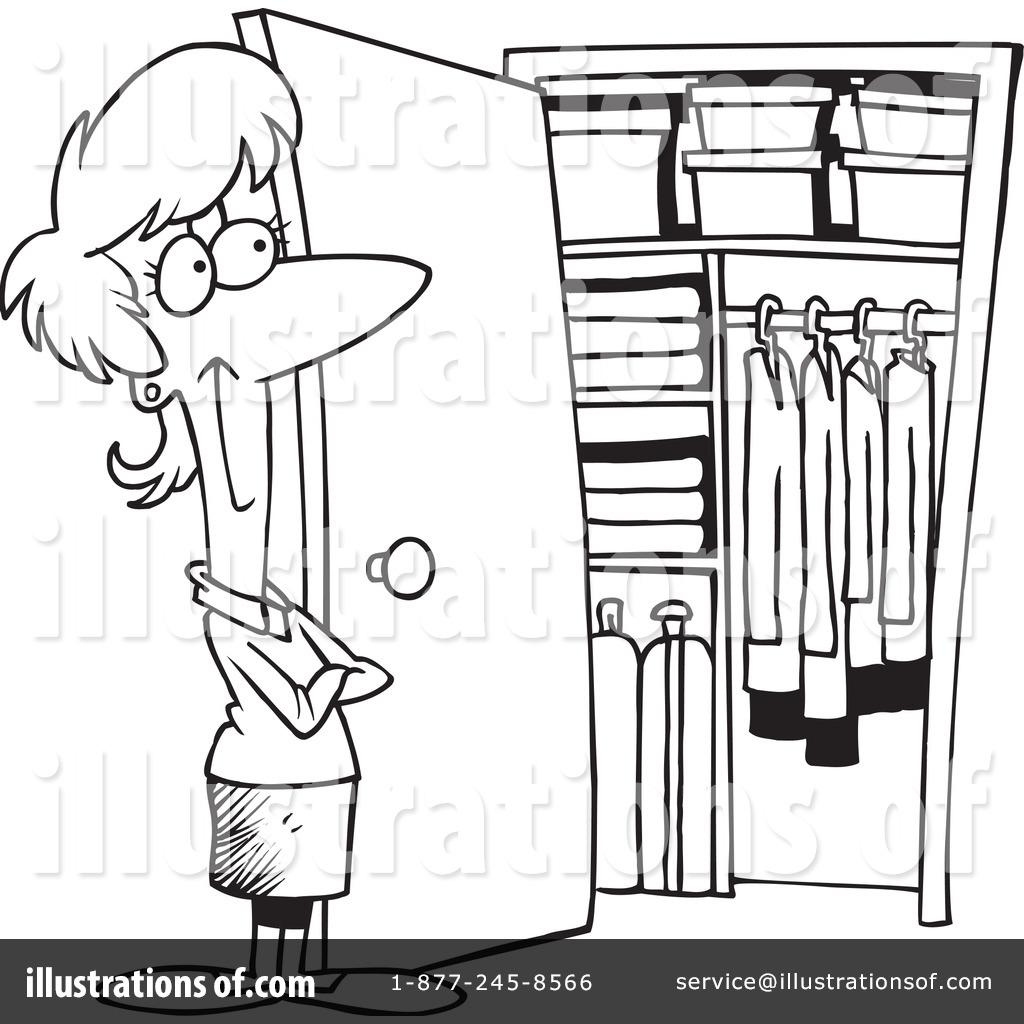Closet Clipart