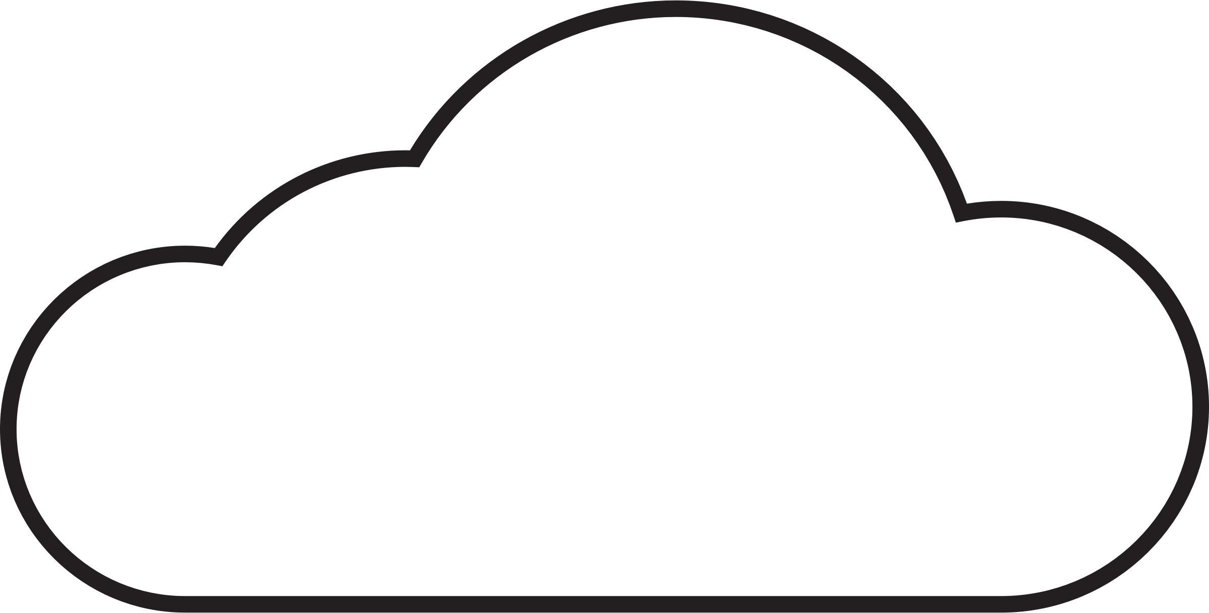 Clipart Cloud .