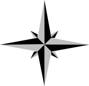 Clipart Compass North; Gray Compass 1 Cl-Clipart compass north; Gray Compass 1 Clip Art - vector clip art online .-17