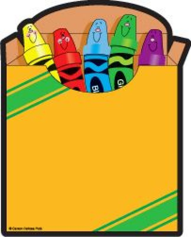 Clipart crayons clipart .