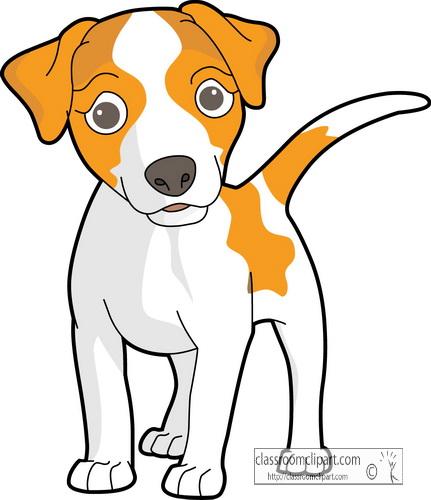 Clipart Dog Clipart Cliparts .-Clipart dog clipart cliparts .-4