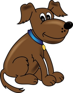 clipart dog - Clipart Of A Dog