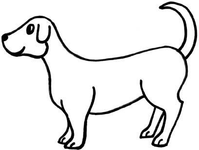Clipart Dog-clipart dog-6