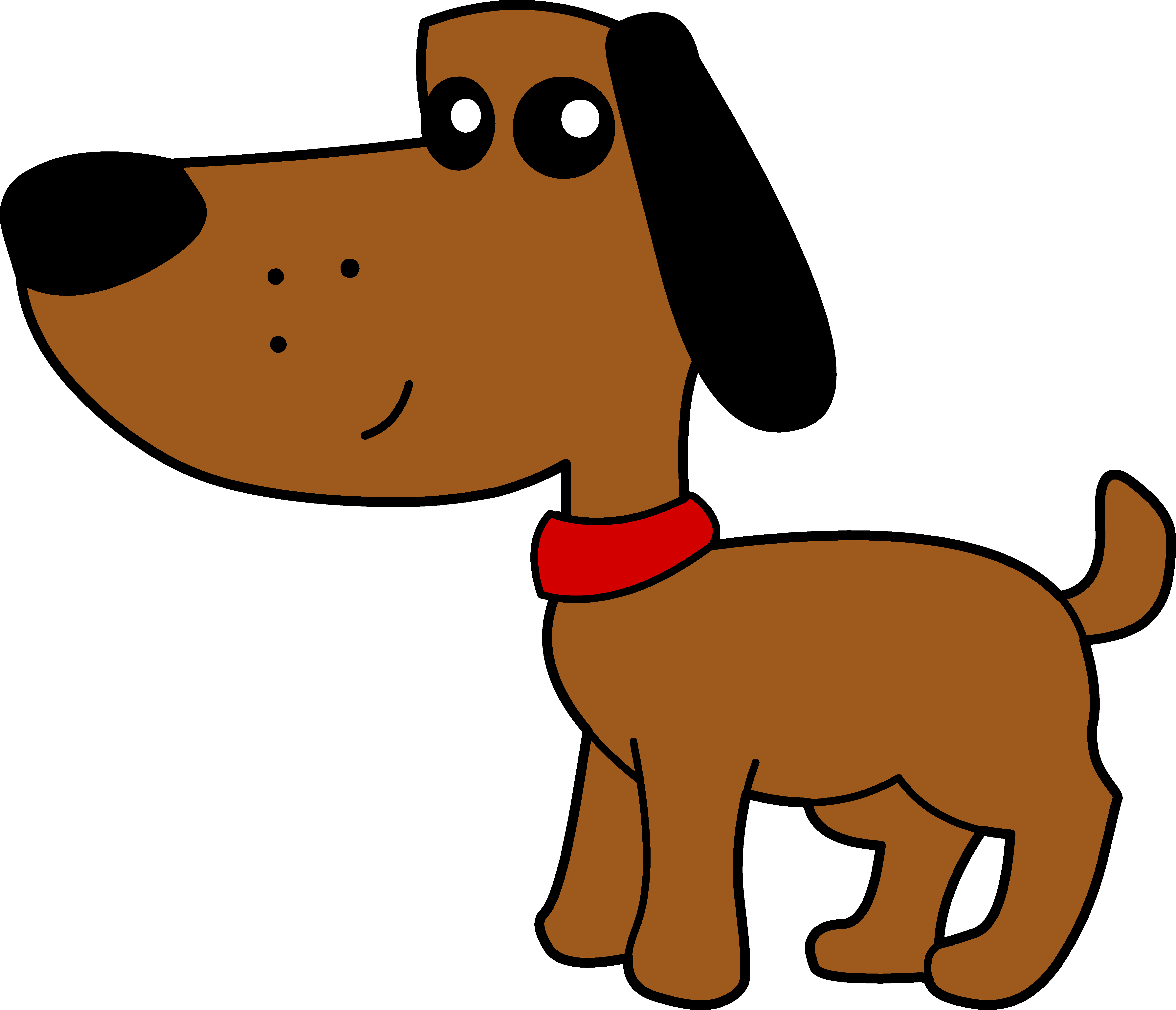 clipart dogs - Clipart Of A Dog