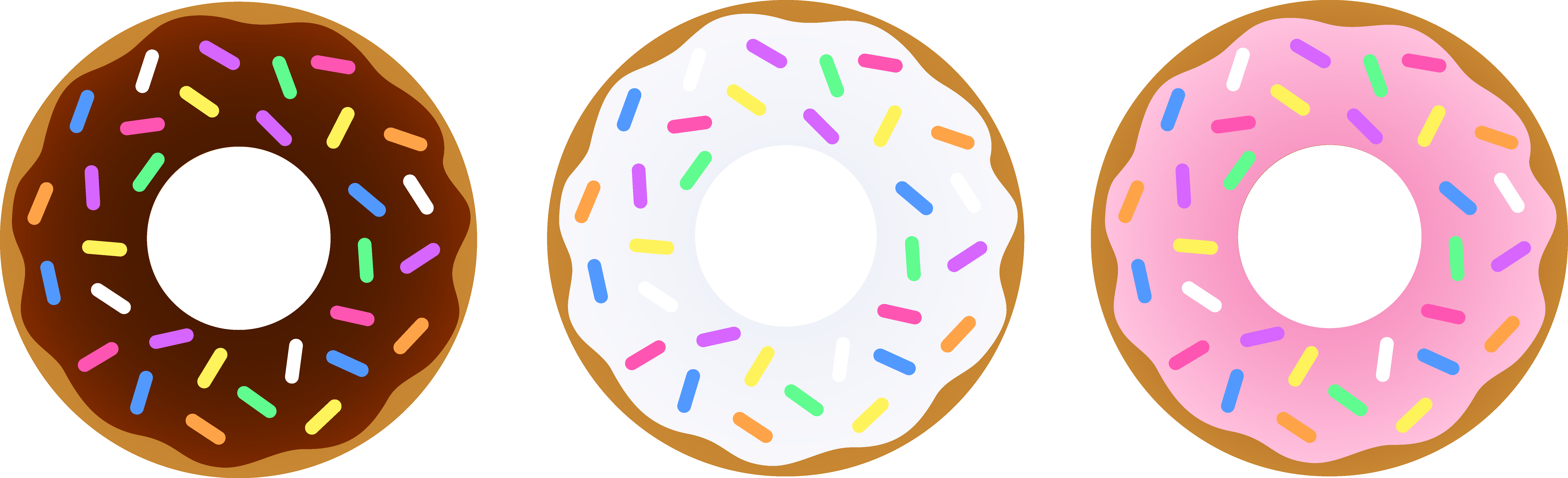 Clipart Donut-clipart donut-1