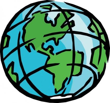 Clipart Earth - Clip Art Of Earth