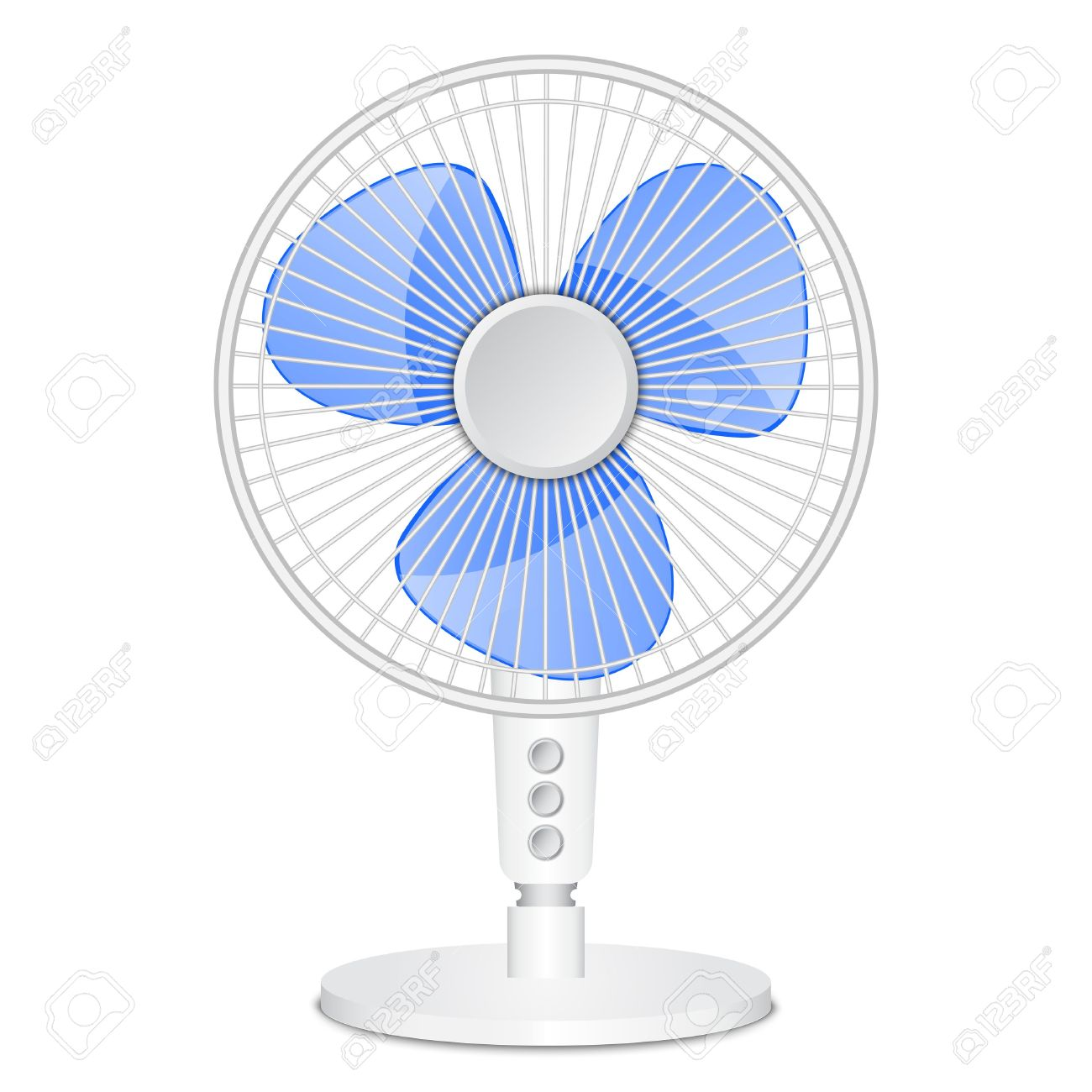 Clipart electric fan - ClipartFest