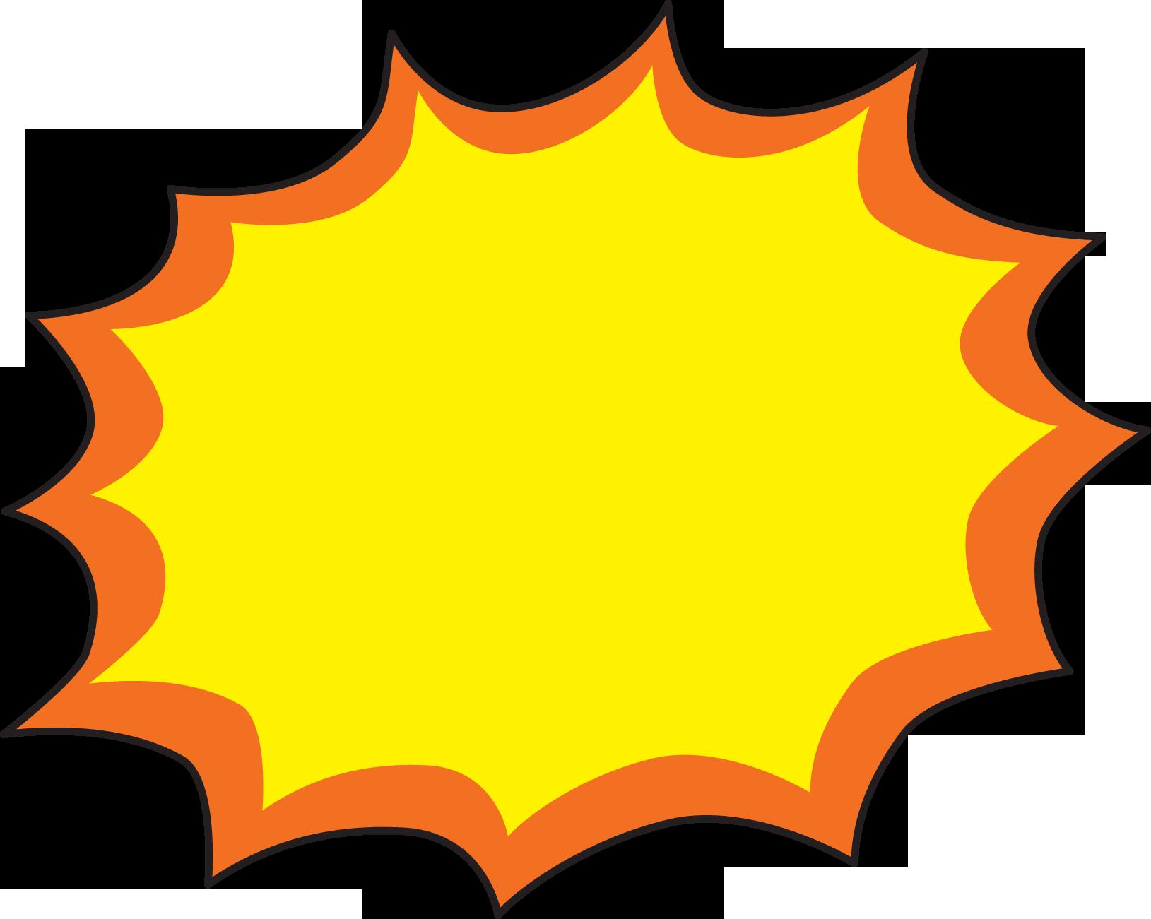 Clipart Explosion-clipart explosion-1