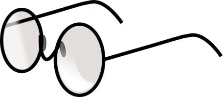 clipart eyeglasses