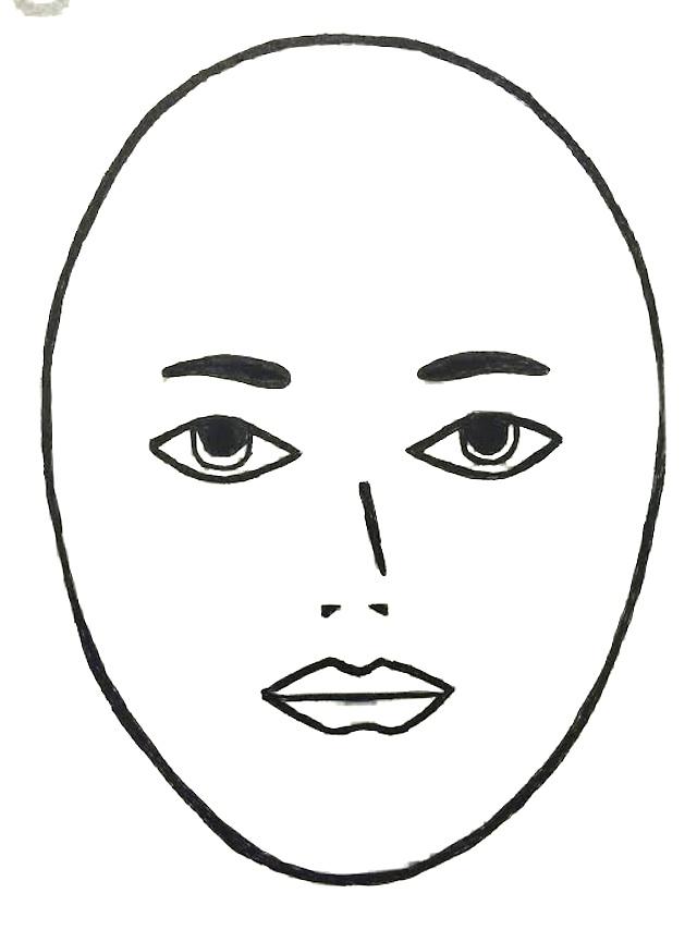 clipart face