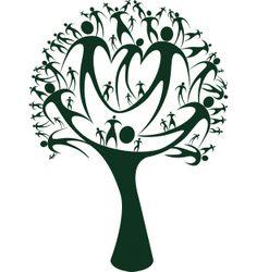 Clipart family tree clipart