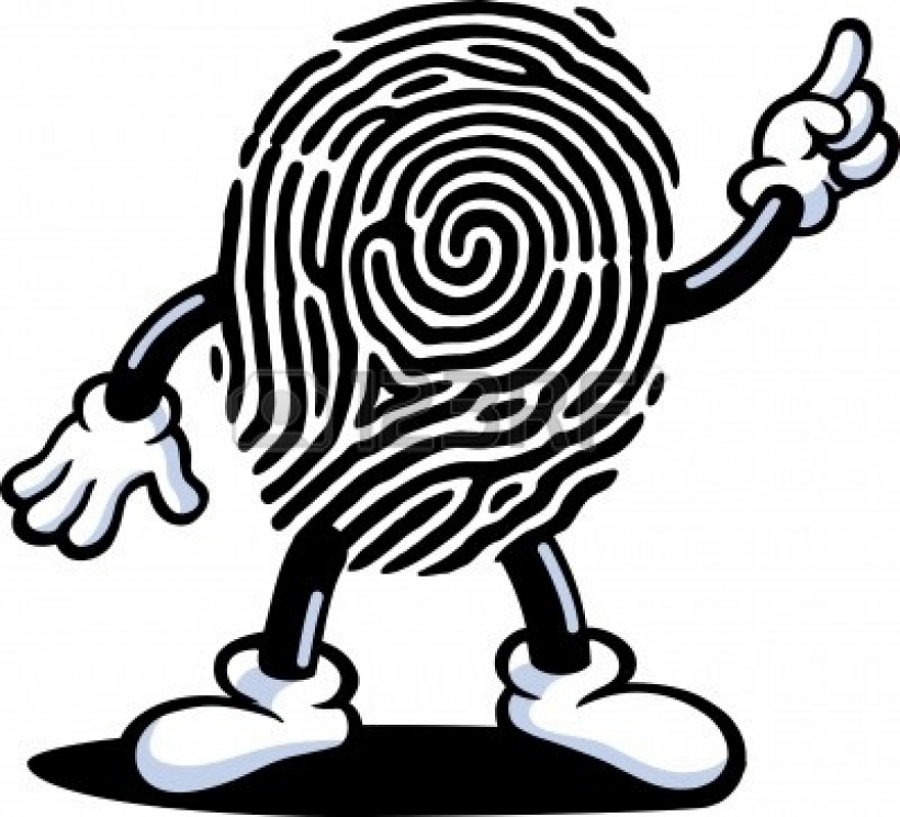 clipart fingerprint clipart .