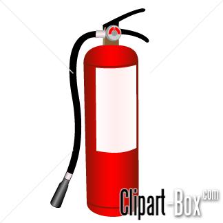 CLIPART FIRE EXTINGUISHER-CLIPART FIRE EXTINGUISHER-5