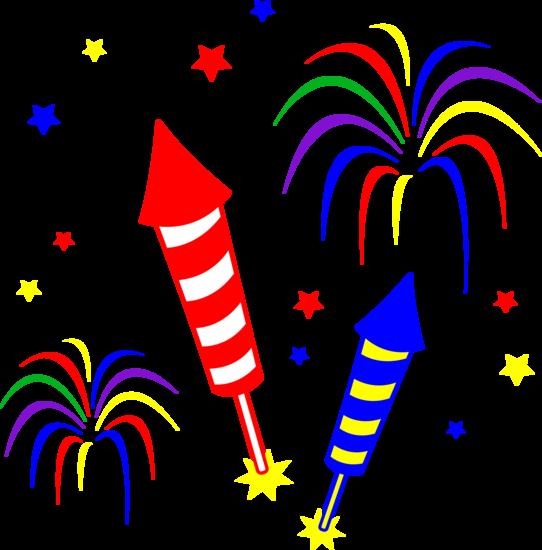 Clipart Firework