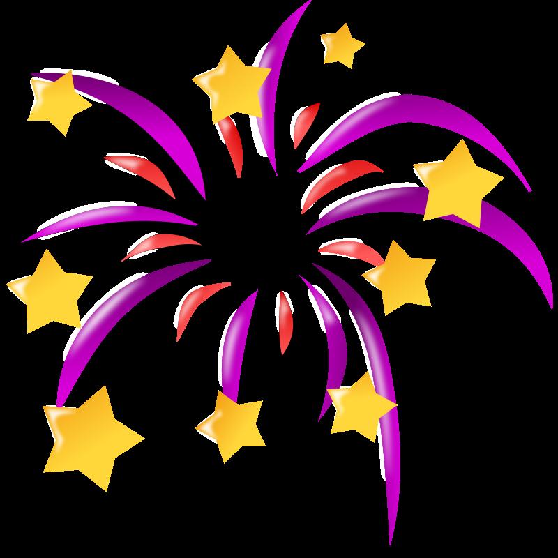 Clipart - Firework ns
