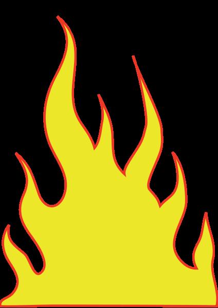 Clipart Flames-Clipart Flames-1