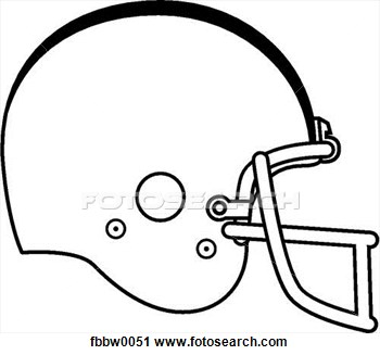 Clipart Football Helmet Fotosearch Search Clipart Illustration