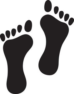 Clipart Footprints - clipartall ...-Clipart Footprints - clipartall ...-12
