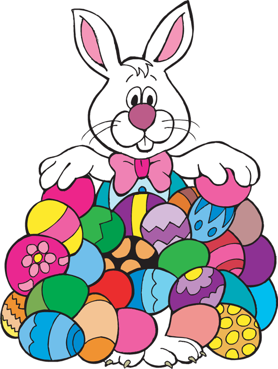 Clipart For Easter Bunny. Bunny Clip Art