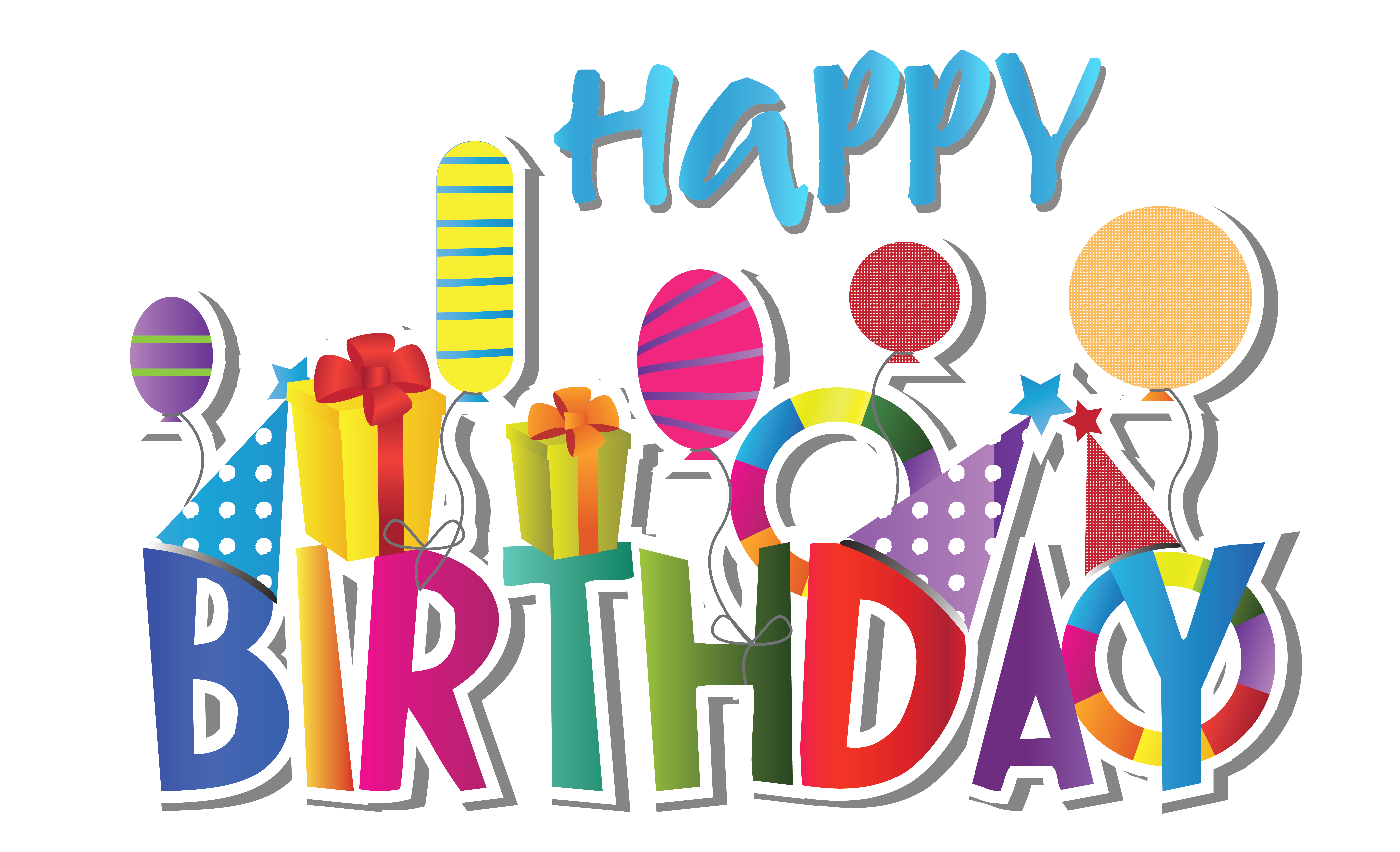 Clipart for happy birthday - ClipartFest-Clipart for happy birthday - ClipartFest-6