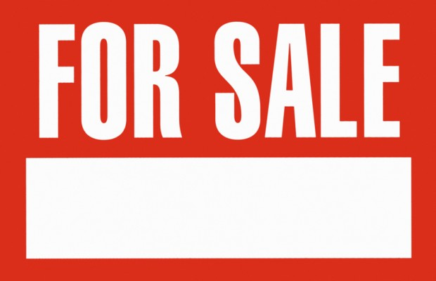 ... Clipart for sale sign ...