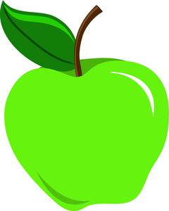 clipart for teachers u0026middot; green -clipart for teachers u0026middot; green clipart u0026middot; apple clipart-2