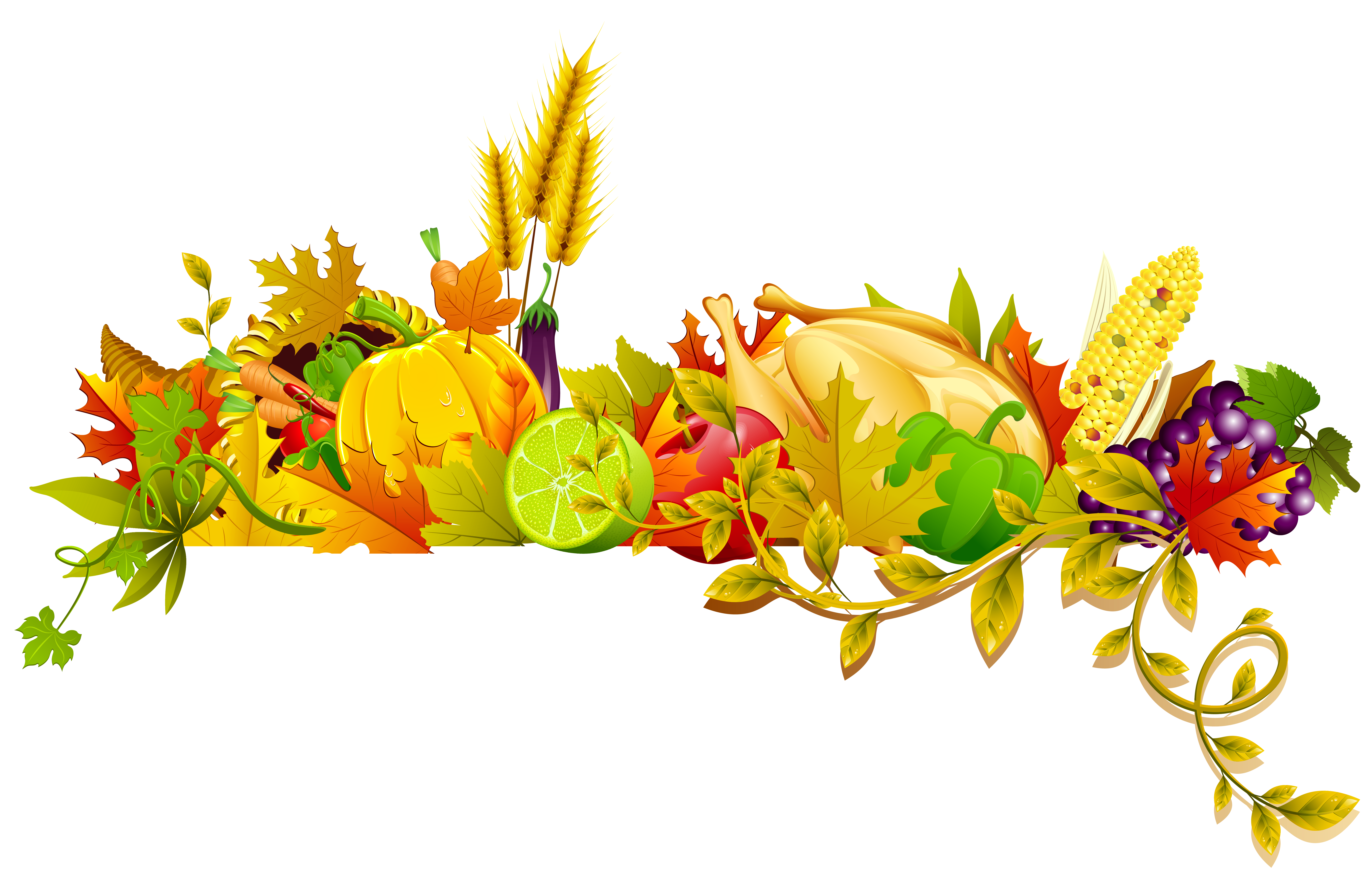 Clipart For Thanksgiving Free .-Clipart for thanksgiving free .-16