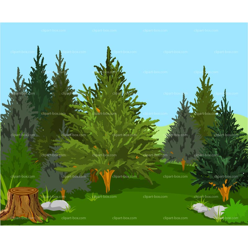 Clipart Forest Background Royalty Free V-Clipart Forest Background Royalty Free Vector Design-1