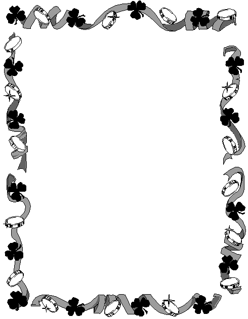 clipart frames and borders . - Clipart Frames And Borders