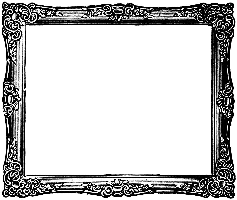 clipart frames - Clipart Picture Frames